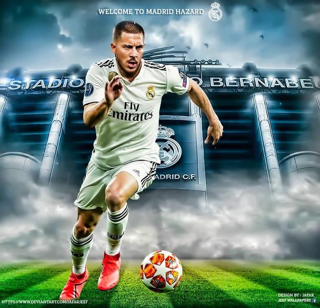 Eden Hazard - tu dua tre ngao man den ngoi sao Real Madrid hinh anh 1