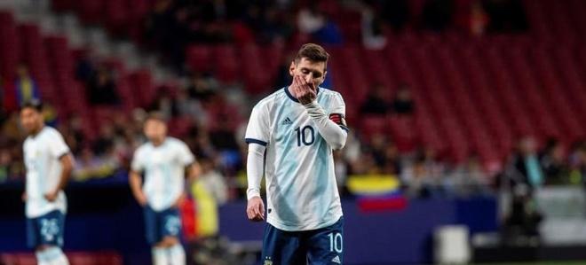 Messi ghi ban, Argentina co diem dau tien tai Copa America hinh anh 5