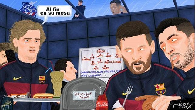 Griezmann la hoa hay phuc cua Barcelona? hinh anh 3