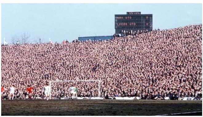 Man United vs Leeds - thước phim vô giá của lịch sử