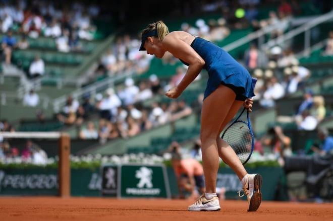 Sharapova giai nghe anh 3