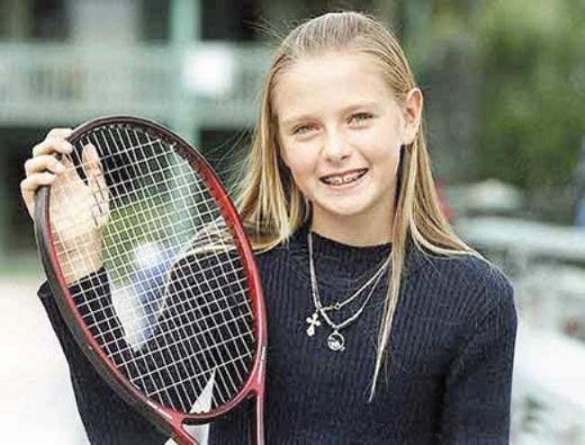 Sharapova giai nghe anh 2