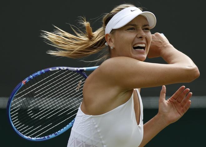 Maria Sharapova tu tuoi tho co don den ngoi sao quan vot hinh anh 1 maria_sharapova.jpg