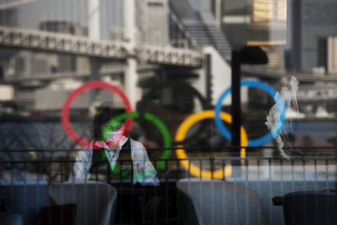 Bang moi gia, Nhat Ban se de Olympic dien ra