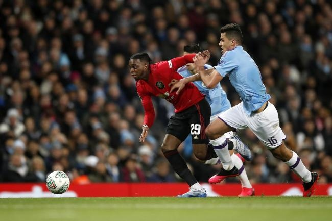 Man United Derby Manchester anh 3