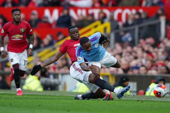 Man United Derby Manchester anh 1