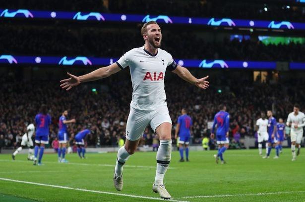 Harry Kane Man United Tottenham anh 3