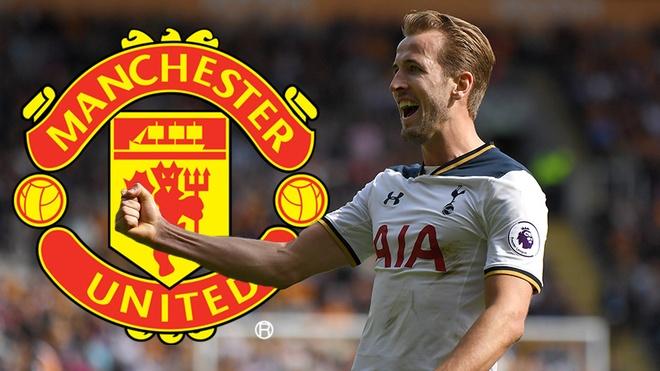 Harry Kane Man United Tottenham anh 1