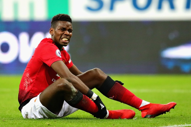 Paul Pogba Man United Premier League anh 2