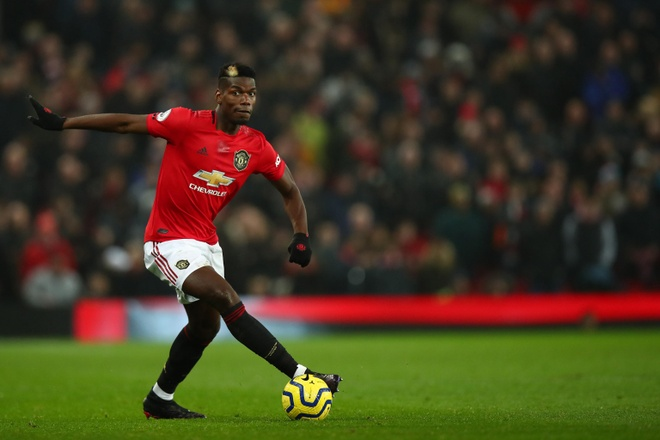 Paul Pogba Man United Premier League anh 1