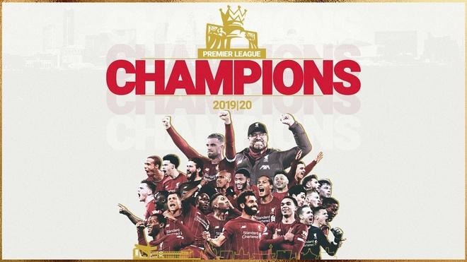 Liverpool Premier League anh 1