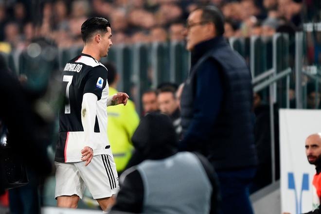 Cristiano Ronaldo CR7 Juventus anh 1