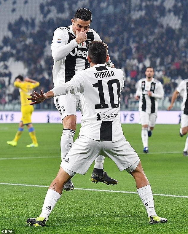 Cristiano Ronaldo CR7 Juventus anh 2