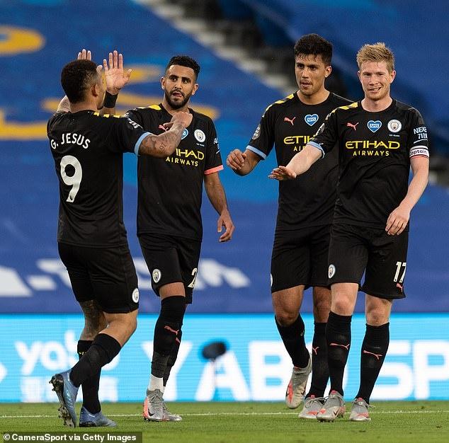 Man City Premier League UEFA anh 2