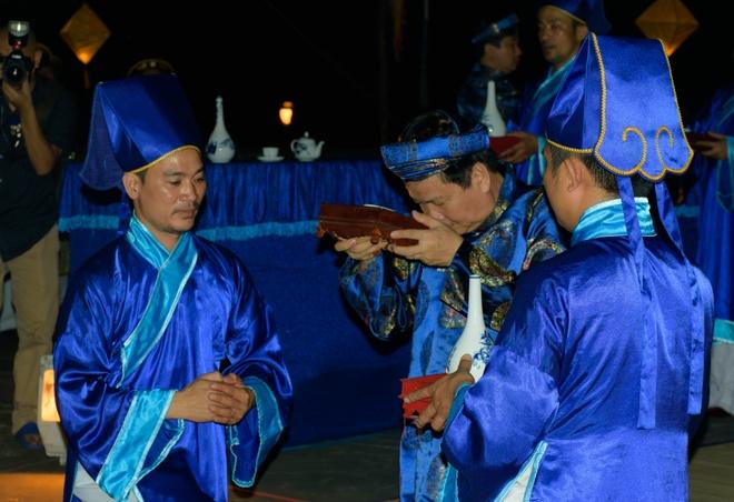 Te dan Nam Giao luc nua dem tai Festival Hue hinh anh 5