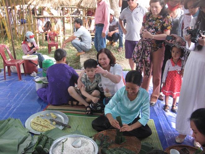 Festival nghe truyen thong Hue: Noi hoi tu tinh hoa nghe Viet hinh anh