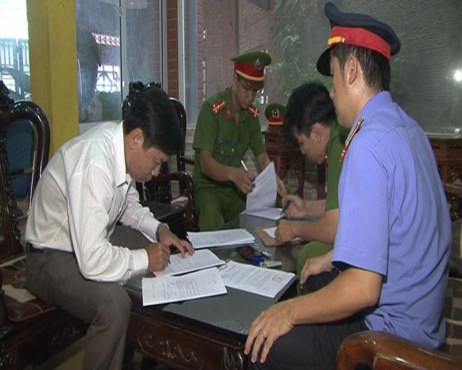 Bat nguyen giam doc thuoc Ban quan ly kinh te Chan May - Lang Co hinh anh 1