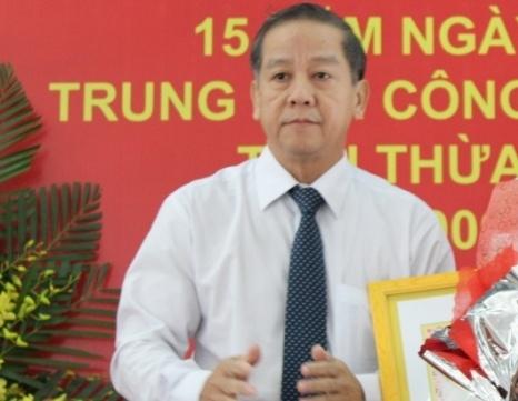 Ong Phan Ngoc Tho duoc bau lam Chu tich tinh Thua Thien - Hue hinh anh