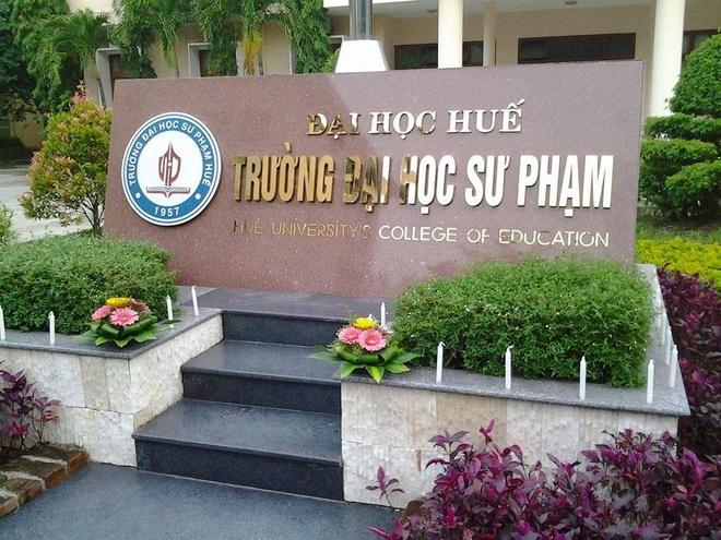 Giang vien Dai hoc Su pham Hue bi ky luat vi giup em gian lan diem thi hinh anh