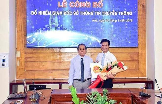 Thua Thien - Hue co Giam doc So Thong tin va Truyen thong 8X hinh anh 1
