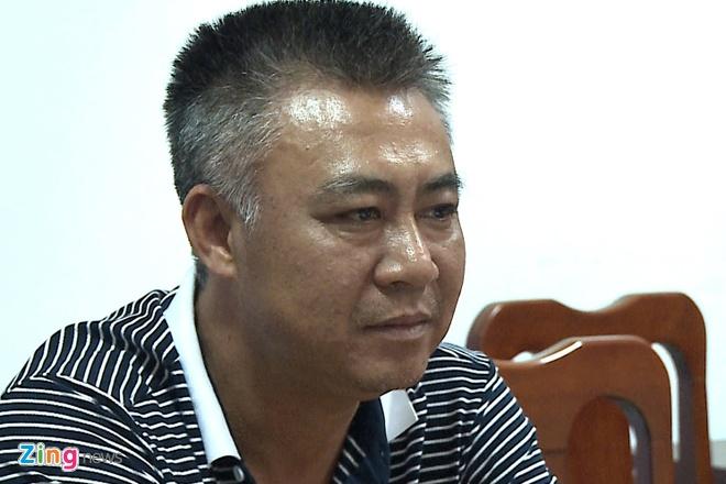 Bat tong giam doc bi Bo Quoc phong truy na hinh anh 1