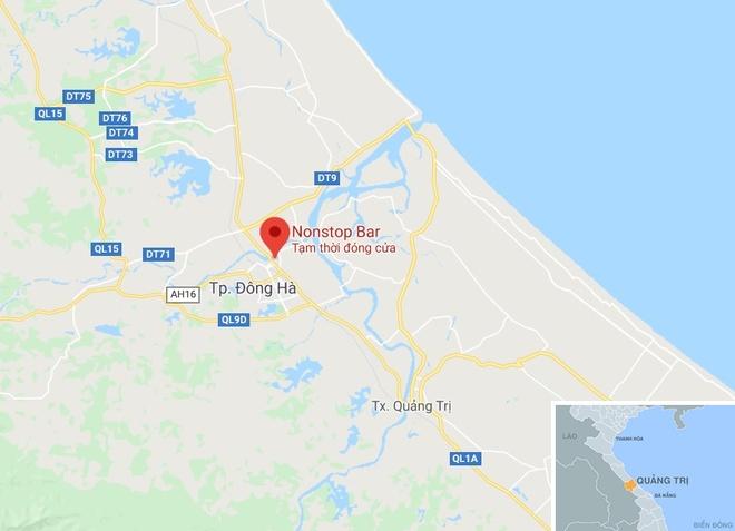 Địa điểm xảy ra vụ việc. Ảnh: Google Maps.