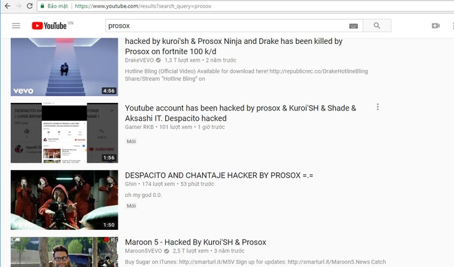 MV 5 ty luot xem 'Despacito' bi xoa khoi YouTube hinh anh 2