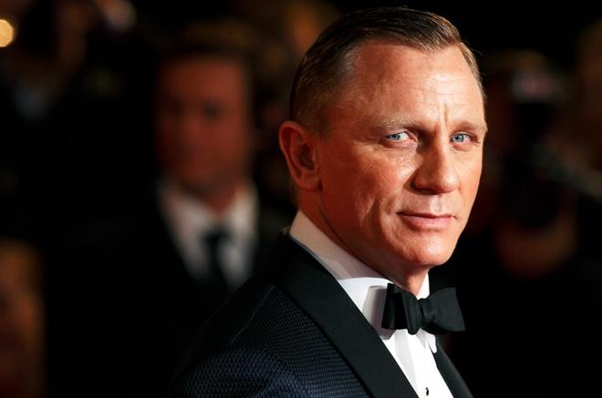 Daniel Craig tiep tuc dam nhiem vai diep vien 007 James Bond hinh anh
