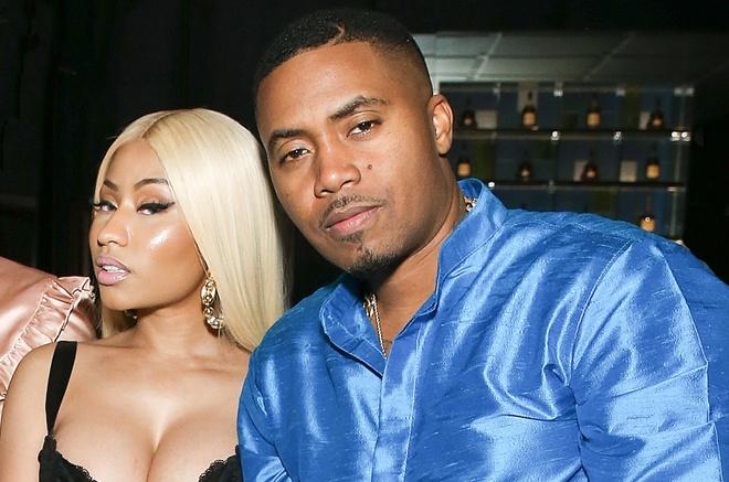 Nicki Minaj bat ngo xac nhan hen ho rapper huyen thoai Eminem hinh anh 3