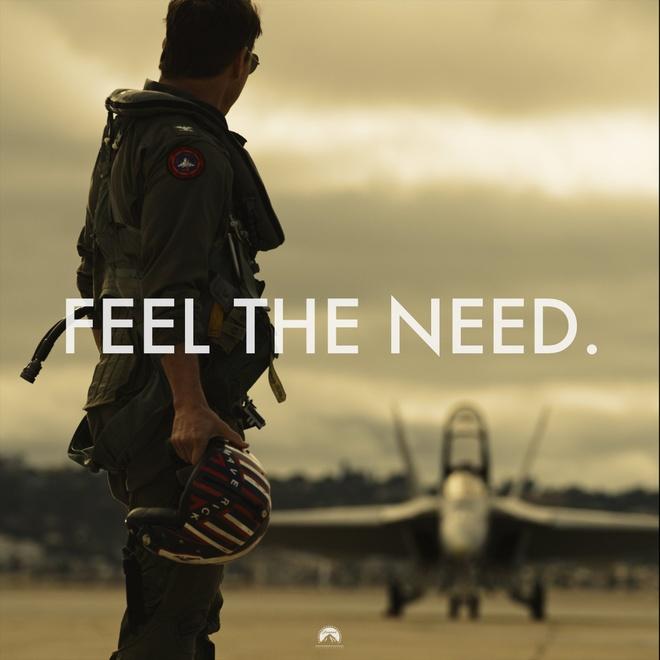 Tom Cruise he lo hinh anh dau tien cua bom tan 'Top Gun 2' hinh anh 1
