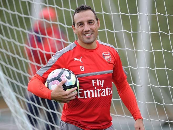 Moi luong duyen giua Arsenal va Cazorla chinh thuc ket thuc sau 6 nam hinh anh