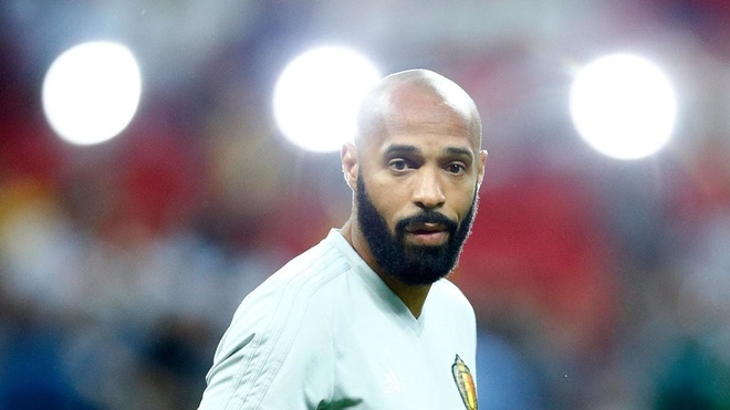 Thierry Henry sap tro thanh HLV cua Mohamed Salah hinh anh