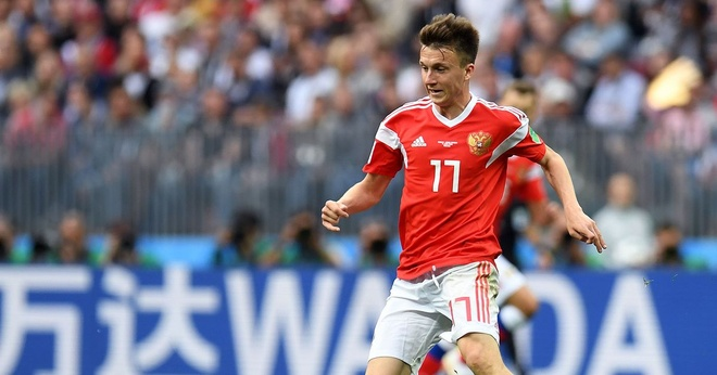 Danh bai Chelsea, Monaco sap so huu Aleksandr Golovin hinh anh