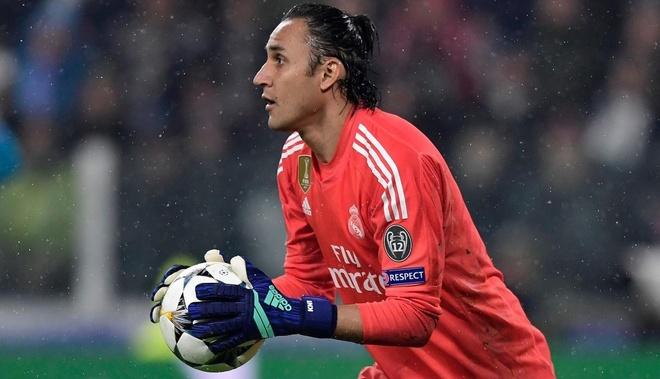 Bo qua Courtois, Navas tu tin huong toi mua giai moi cung Real Madrid hinh anh