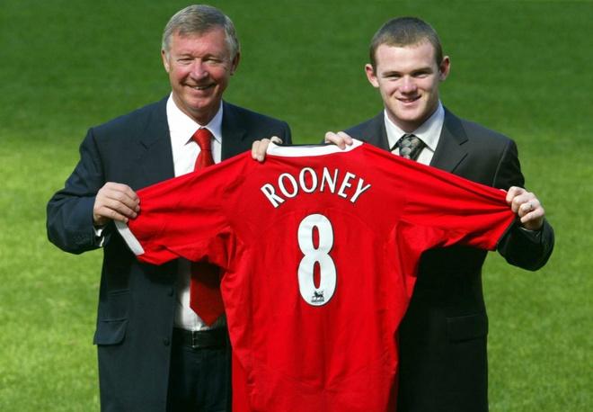 Rooney, Lahm va nhung cuon tu truyen gay tranh cai lang tuc cau hinh anh