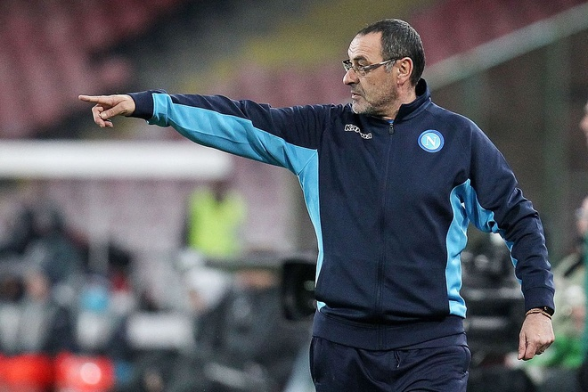 Chelsea se choi the nao duoi ban tay HLV Maurizio Sarri? hinh anh 1