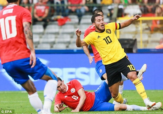 Lukaku lap cu dup, DT Bi huy diet Costa Rica 4-1 hinh anh 9