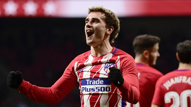 Atletico Madrid chieu mo Lemar, 'troi chan' thanh cong Griezmann hinh anh