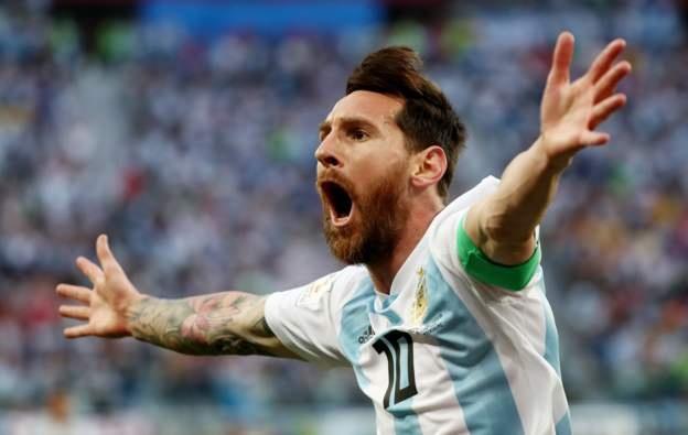 CDV Argentina phat cuong voi thang loi kich tinh cua Messi va dong doi hinh anh