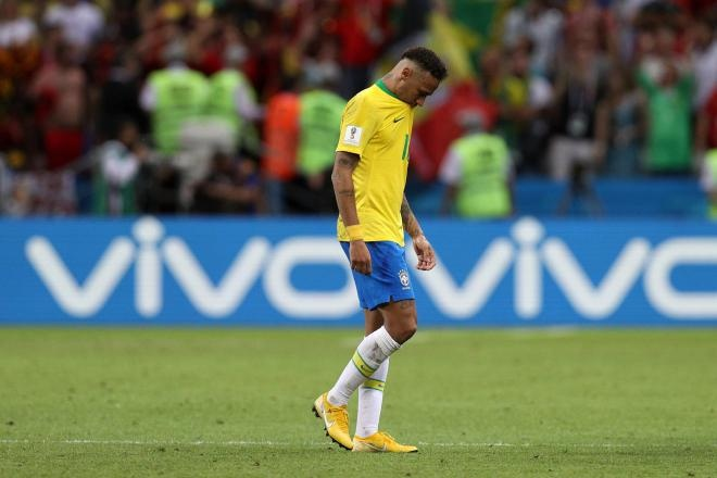 Neymar va nhung cai ten dang that vong nhat o vong tu ket hinh anh