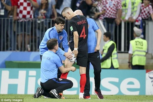 Croatia don tin xau truoc them chung ket World Cup 2018 hinh anh 1