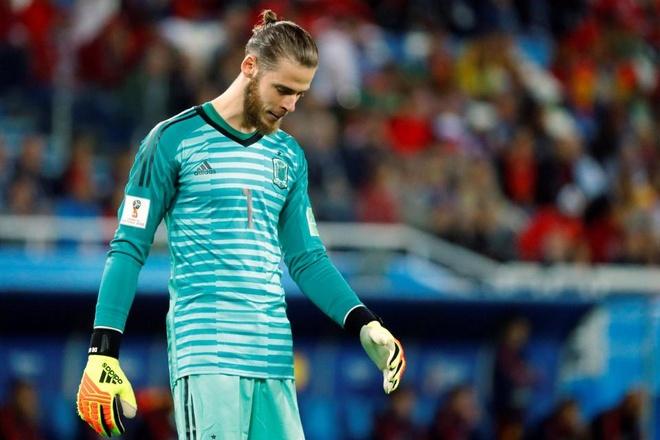 David De Gea dan dau doi hinh gay that vong nhat World Cup 2018 hinh anh