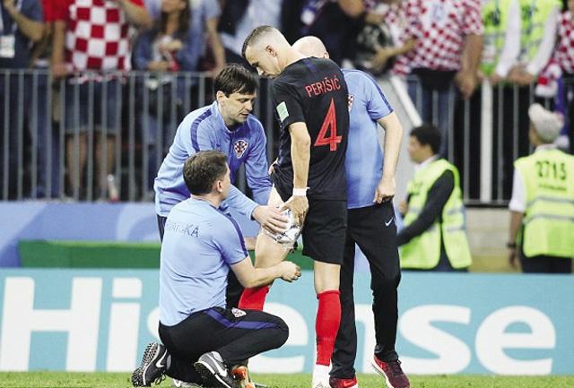 Croatia don tin xau truoc them chung ket World Cup 2018 hinh anh