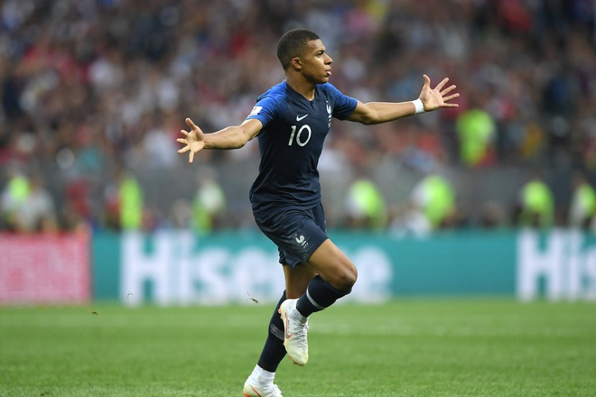 Mbappe dan dau doi hinh nhung 'sao mai' toa sang tai World Cup 2018 hinh anh 11