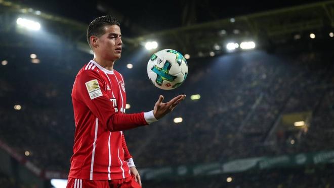 Tan HLV Bayern: 'James Rodriguez chac chan se khong di dau ca' hinh anh
