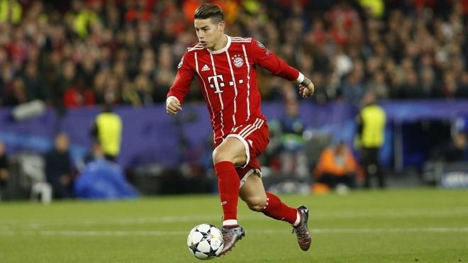 Tan HLV Bayern: 'James Rodriguez chac chan se khong di dau ca' hinh anh 1