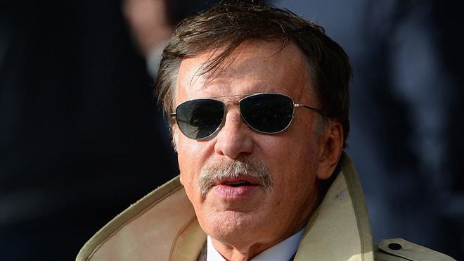 Arsenal bi thau tom boi 'ga doc tai' nguoi My Stan Kroenke hinh anh