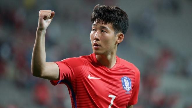 Han Quoc se de danh Son Heung-Min cho tran gap Olympic Viet Nam? hinh anh