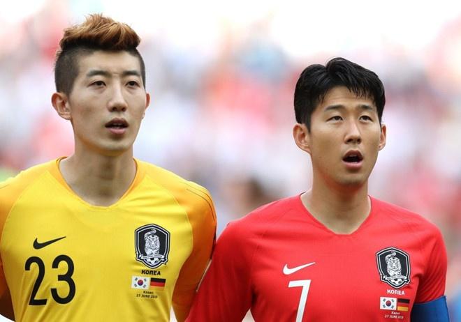 Son Heung-Min: Han Quoc co the tro thanh DT Duc thu hai tai ASIAD 2018 hinh anh 1