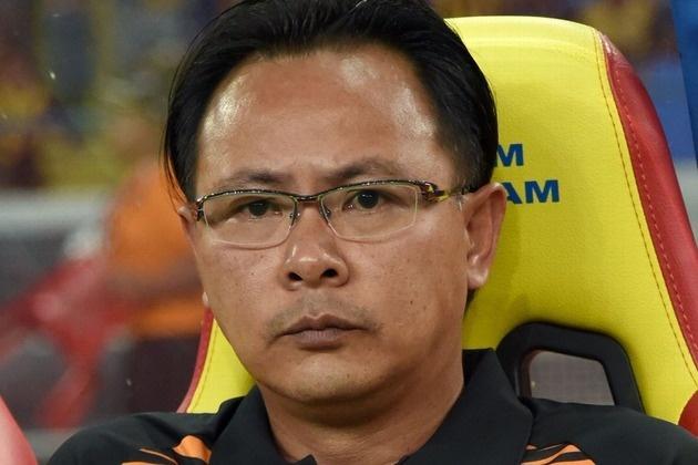 HLV truong Olympic Malaysia quyet tam danh bai Han Quoc hinh anh